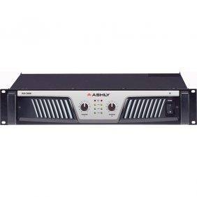 Ashly KLR-2000 Power Amp 2 x (1,000W @ 2) (600W @ 4) (350W @ 8) Ohms