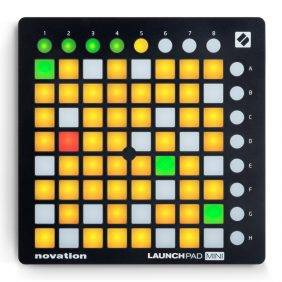 Novation Launchpad Mini MK2 Ableton Live Grid Controller Open Box