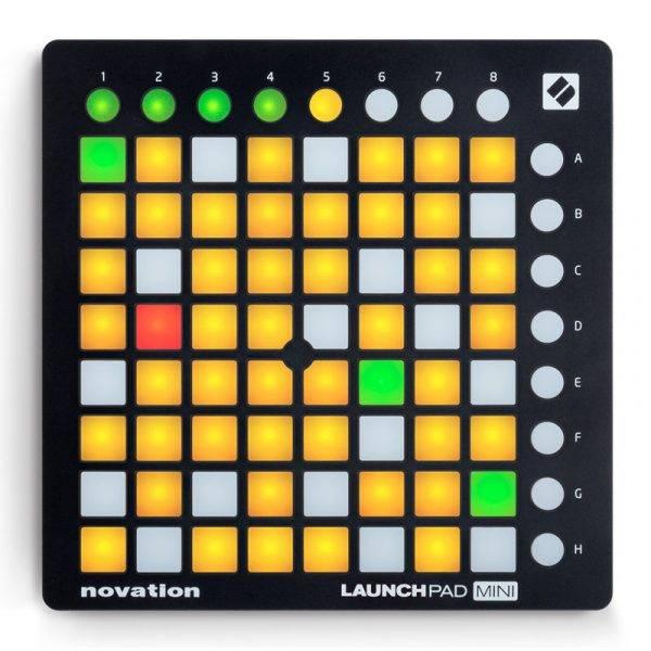 Novation Launchpad Mini MK2 Ableton Live Grid Controller Open Box