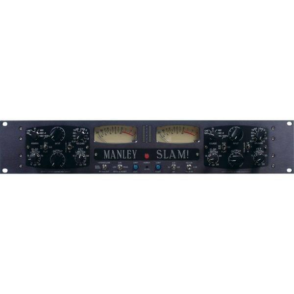 Manley SLAM! Dual-channel Tube Microphone Preamplifier