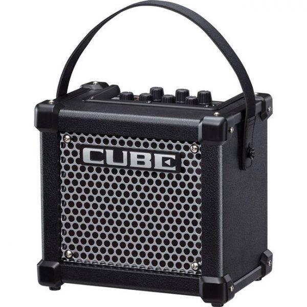 Roland Micro Cube GX w/Free 8 Universal Electronics AA Batteries