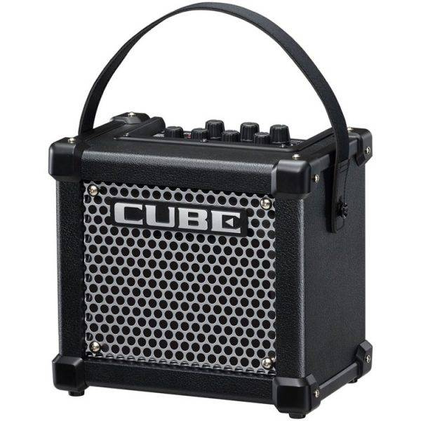 Roland Micro Cube GX Micro Cube Battery-powered Guitar Combo Amp Black