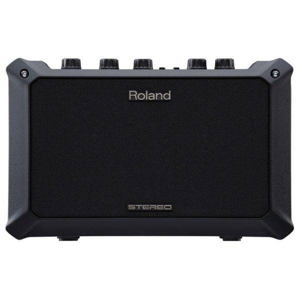 "Roland Mobile AC 5-watt 2 x 4"" Acoustic Guitar Stereo Combo Amp"