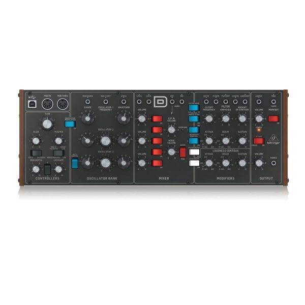 Behringer Model D Legendary Analog Synthesizer