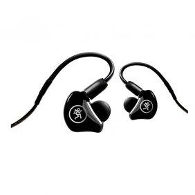Mackie MP-240 Hybrid Dual Driver Professional In-Ear Monitors