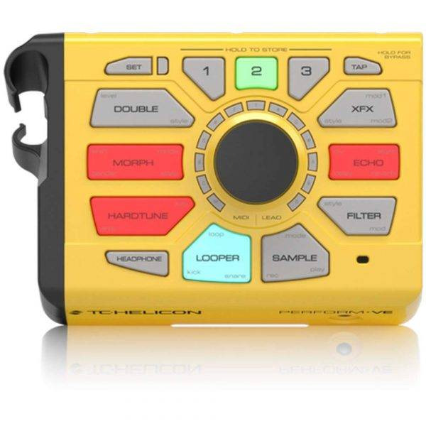 TC-Helicon PERFORM VE Vocal Manipulator and Processor