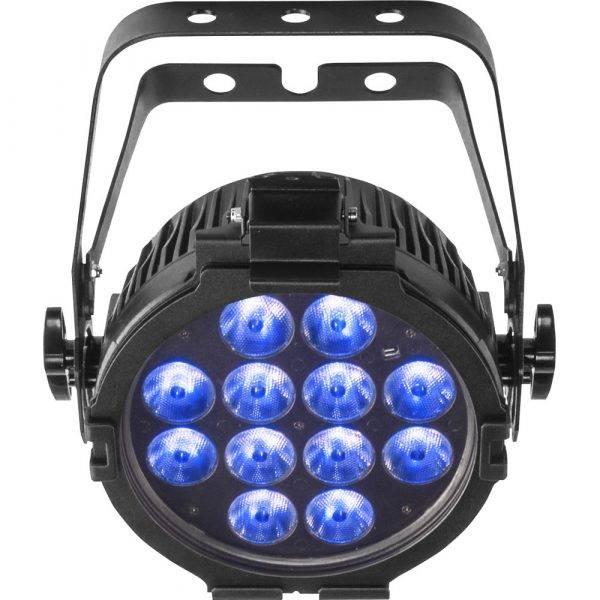 Chauvet SlimPAR Pro H USB Wireless DMX RGBAW+UV LED Wash Light Black