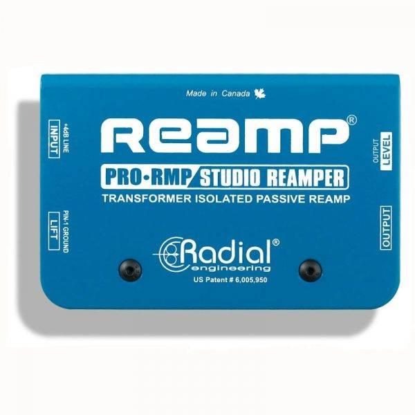 Radial Engineering ProRMP Passive Re-Amplyfing (Reamp) Refurbished