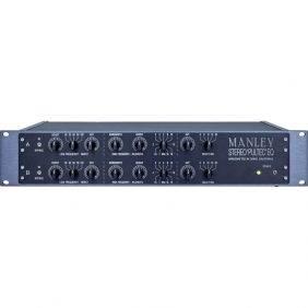 "Manley EQP-1A Enhanced ""Pultec"" Stereo Equalizer"