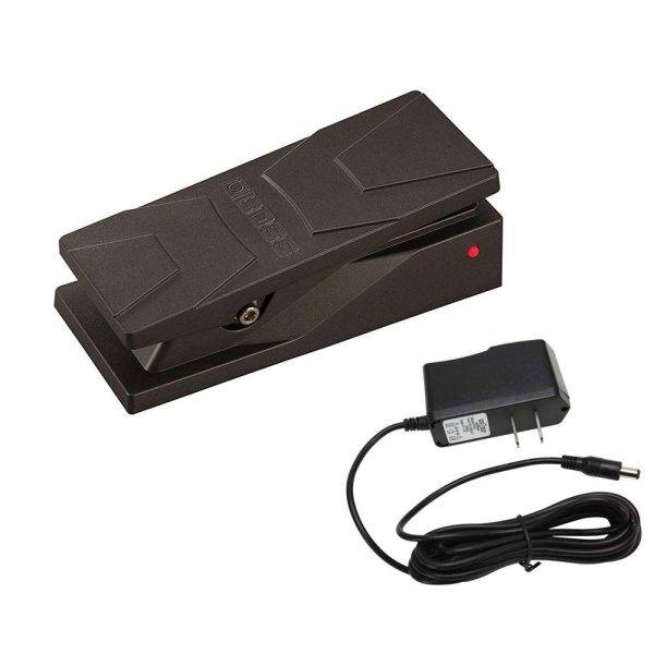 Boss PW-3 Wah Pedal with PowerPig 9V DC 1000ma Power Supply