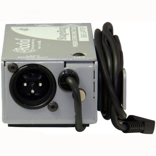Radial Engineering StageBug SB-5 Laptop Compact stereo DI