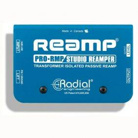 Radial Engineering ProRMP Passive Re-Amplyfing (Reamp) Box