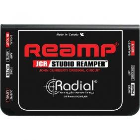 Radial Engineering Reamp JCR Studio Reamper