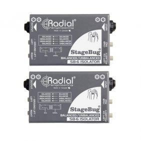 Radial Engineering StageBug SB-6 Isolator Pair (2)
