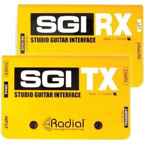 Radial Engineering SGI Studio Guitar Interface System