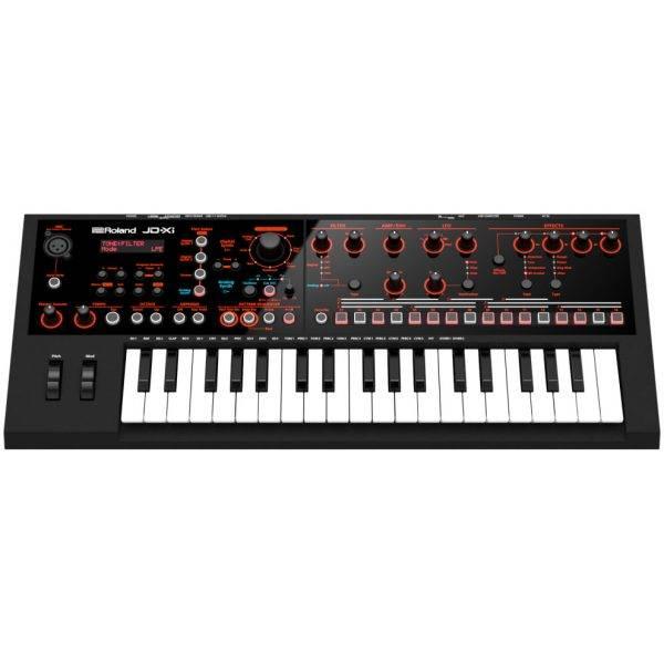 Roland JD-Xi 37-key Analog/Digital Crossover Synthesizer