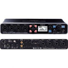 Roland UA-1010 Octa-Capture USB 2.0 Audio Interface