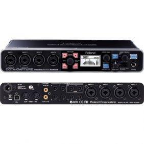Roland UA-1010 Octa-Capture USB 2.0 Audio Interface
