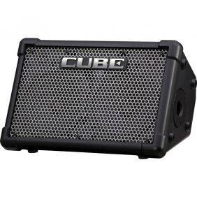 Roland CUBE Street EX Battery-Powered 50W Guitar Amplifier
