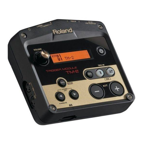 Roland TM-2 Trigger Module Refurbished