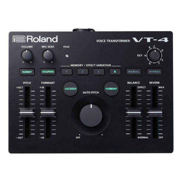 Roland AIRA VT-4 Voice Transformer
