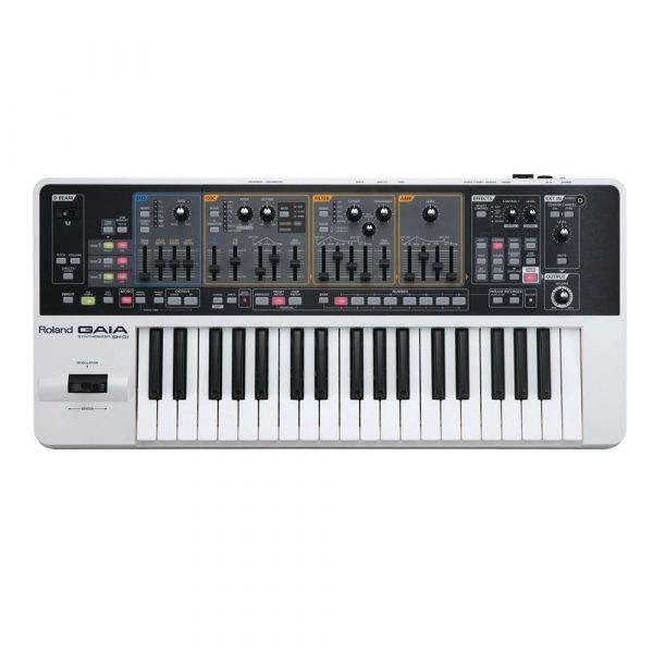 Roland GAIA SH-01 37 Key Compact Synthesizer Used