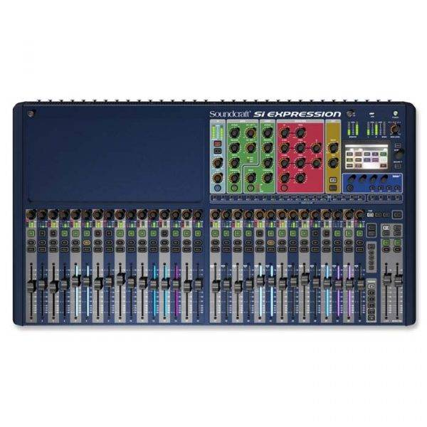 Soundcraft Si Expression 3 32-Channel Digital Mixer