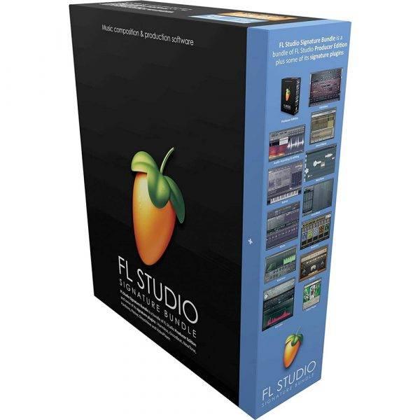 Image Line FL Studio 20 Signature Edition Win & Mac