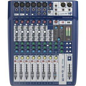 Soundcraft Signature 10 Mixer w/Effects
