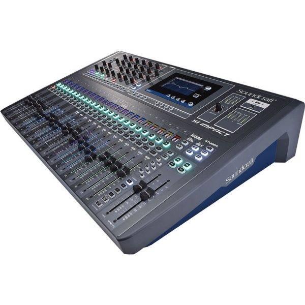 Soundcraft Si impact 40-input Digital Mixing Console