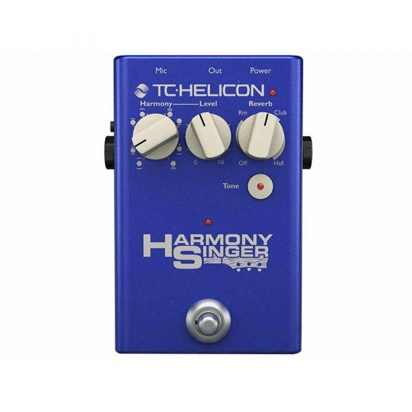 TC-Helicon Harmony Singer 2 Vocal Processor Refurbished