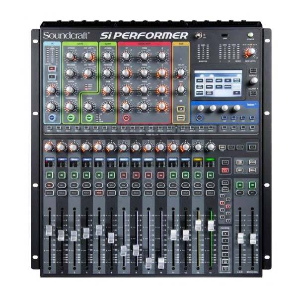 Soundcraft Si Performer 1 Digital Console Mixer with DMX Control