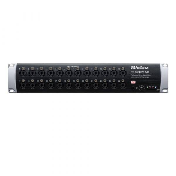 Presonus StudioLive 24R 26-input, 32-channel Rackmount Digital Mixer