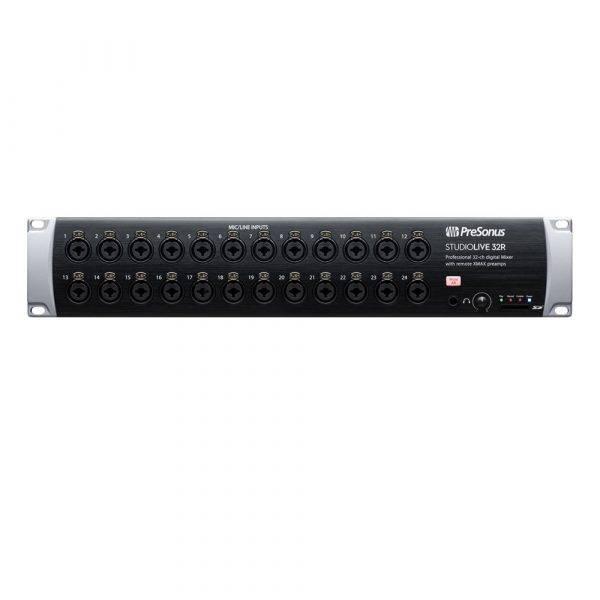PreSonus StudioLive 32R 34-input, 32-channel Rackmount Digital Mixer