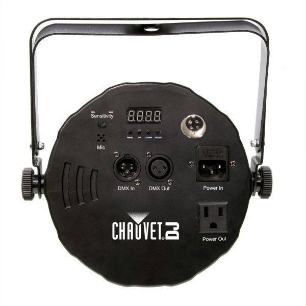 Chauvet SlimPAR 56 Par-style RGB LED Lighting Fixture 6-Pack