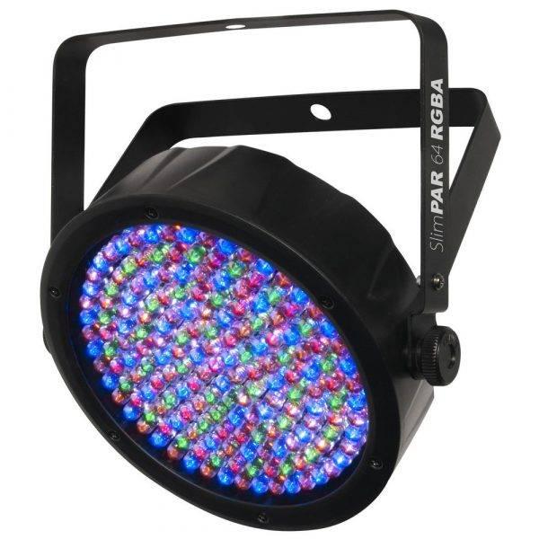 Chauvet SlimPAR 64 RGBA LED PAR Wash Light