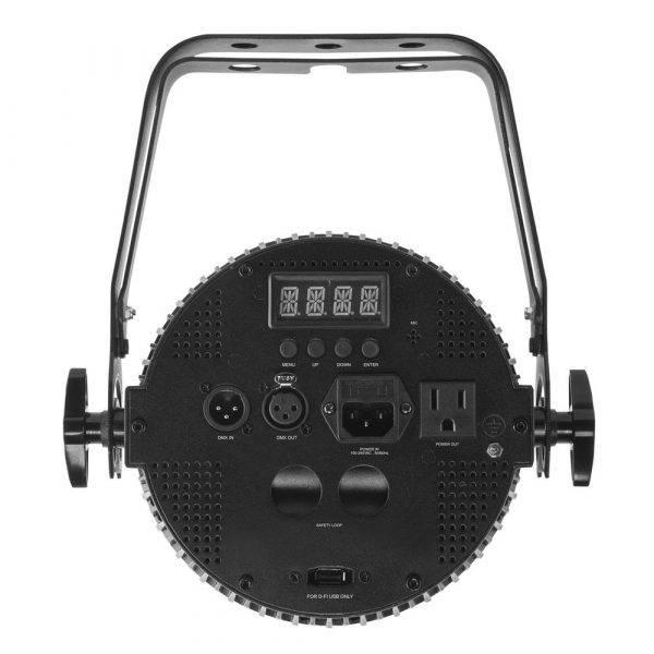 Chauvet SlimPAR Pro Q USB Wireless DMX RGBA LED Wash Light 12-Pack
