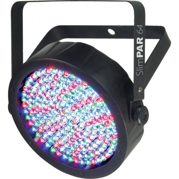 Chauvet SlimPAR 64 LED PAR Wash Light 12-Pack