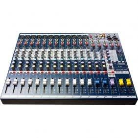 Soundcraft EFX12 12 Mono + 2 Stereo-ch Mixer