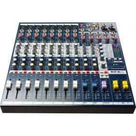 Soundcraft EFX8 8-channel Compact Mixer