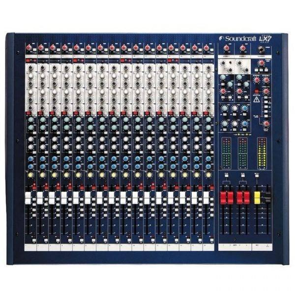 Soundcraft LX7ii 16-Channel Mixer