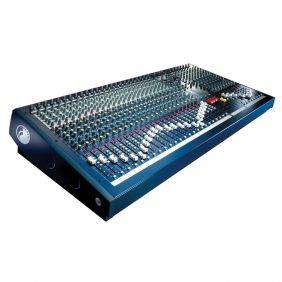 Soundcraft LX7ii 24 24-Channel Mixer