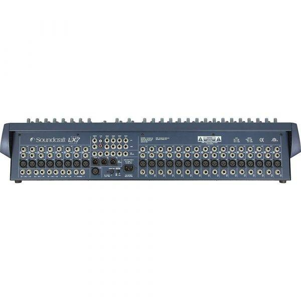 Soundcraft LX7ii 24 24-Channel Mixer