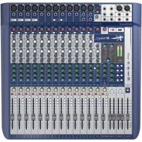 Soundcraft Signature 16 Mixer