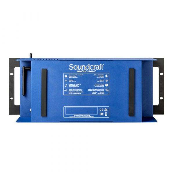 Soundcraft Ui24R 24-channel Digital Mixer/USB Multi-Track Recorder