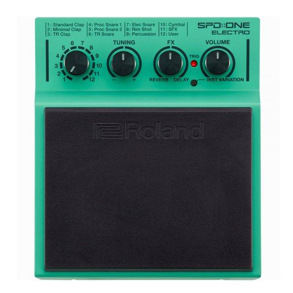 Roland SPD ONE ELECTRO Digital Percussion Pad