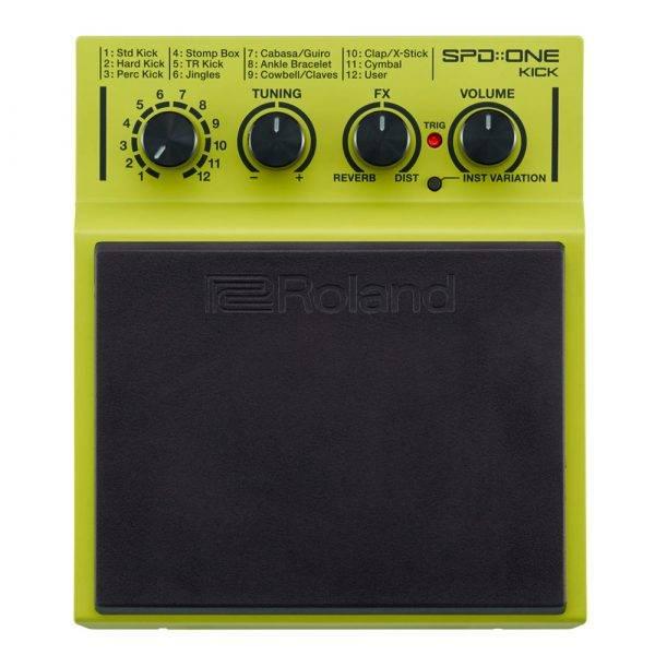 Roland SPD ONE KICK Percussion Pad