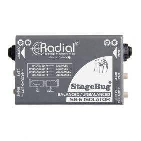 Radial Engineering StageBug SB-6 Isolator
