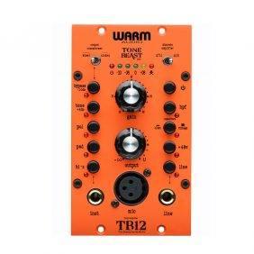 Warm Audio TB12 500 Tone Beast Microphone Preamp w/DI