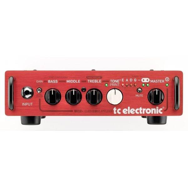 TC Electronic BH250 250-Watt Compact Bass Amplifier Head